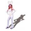 Bunny Sexy Velvet Medium Large